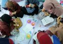 Akhwat Zone: Pelatihan Merajut ala Taman Kreasi An-Nisa