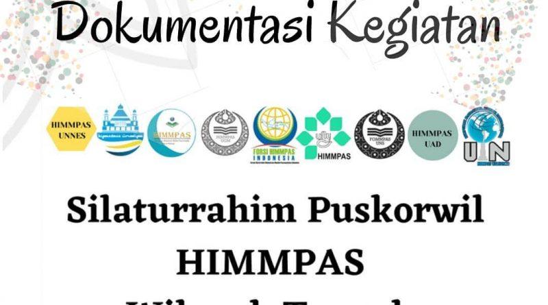 Puskorwil Tengah (HIMMPAS UNY) gelar Silaturrahim HIMPAS Wilayah Tengah
