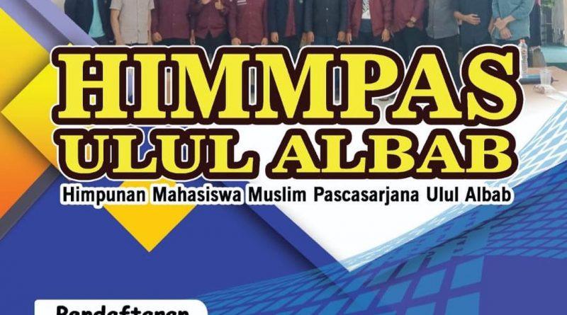Open recruitment anggota dan pengurus HIMMPAS Ulul Albab 2021