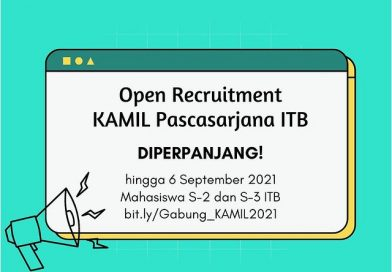 Gabung KAMIL Pascasarjana ITB 2021