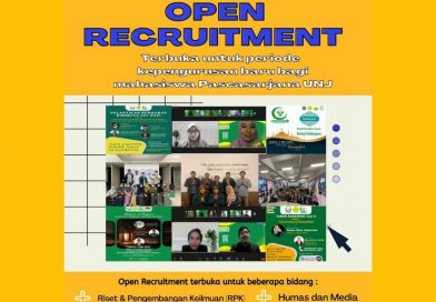 Open Recruitment HIMMPAS UNJ